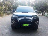 Jual Toyota Fortuner VRZ Diesel AT 2016