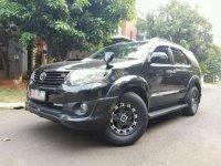 Toyota Fortuner G TRD AT 2014