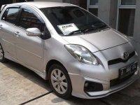 Jual Toyota Yaris TRD Sportivo 2012 Matic