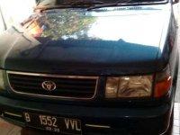 Dijual cepat Toyota Kijang SGX 1998