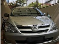 Toyota Kijang Innova E 2008 Dijual