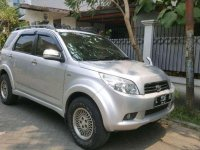 Jual Toyota Rush S Manual 2009 Silver