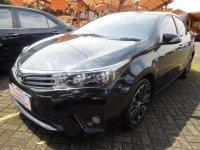 Jual Toyota Corolla Altis V 1.8 2014