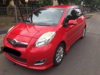 Toyota Yaris S Limited 2011 Dijual