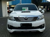 Jual Toyota Fortuner 2.5 TRD 2012