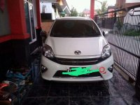 Jual Toyota Agya G 2015 Matic
