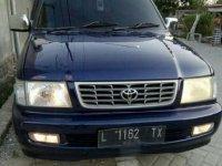 Jual Toyota Kijang LSX Solar 2002