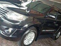 Jual Toyota Fortuner TRD 2012