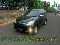 Toyota Avanza G Luxury mt 2011