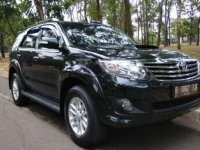 Toyota Fortuner G AT 2013