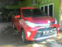 Jual Toyota Calya G AT 2016