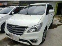 Toyota Innova V Luxury 2014 harga murah