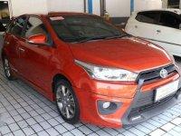 Toyota Yaris TRD Sportivo mt 2014