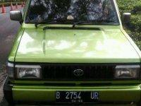 Toyota Kijang SGX 1996 hijau