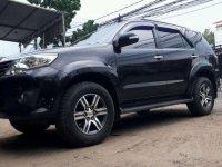 Toyota Fortuner G 2012