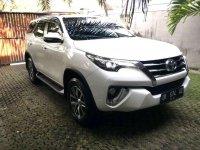 Toyota Fortuner VRZ Turbo Diesel 2016 Asli Bali Low KM