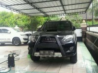 Jual Toyota Fortuner G Luxury 2013