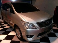 Toyota Kijang Innova 2.0 G MT 2013