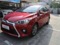 Toyota Yaris G 2014 harga murah