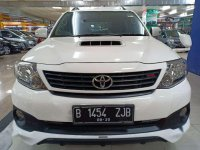 Toyota Fortuner G TRD 2015 kondisi terawat
