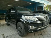 Jual Toyota Fortuner G 2015 Matic