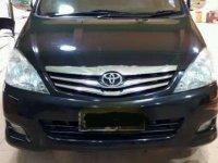 2011 Toyota Innova dijual