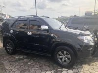 Jual Toyota Fortuner G 2007
