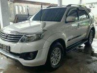 Jual Toyota Fortuner G Luxury 2013