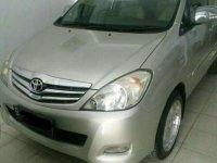 Toyota Kijang Innova 2.0 G 2010 harga murah