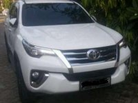 Toyota Fortuner G Luxury AT 2016