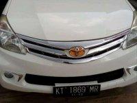 Toyota Avanza G AT 2012 Jual