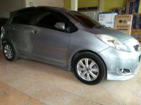 Toyota Yaris S 2011 manual