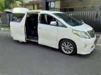Jual Toyota Alphard S 2011