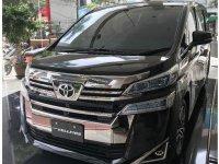 Toyota Vellfire G 2018 Dijual