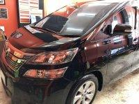 Jual Toyota Vellfire G Limited  2013 Istimewa