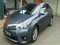 Toyota Corolla Altis G 2014 Dijual