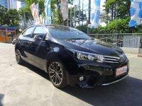 Toyota Corolla Altis V 2015 hitam