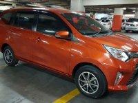 Jual Toyota Calya G Manual 2017