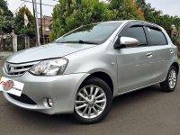 Jual Toyota Etios Valco E 2013