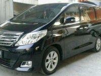Jual Toyota Alphard G 2012