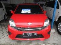 Dijual Cepat Toyota Agya E 2016