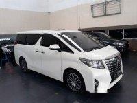 Dijual Toyota Alphard G 2016