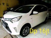 Jual Toyota Calya 1.2 G 2016