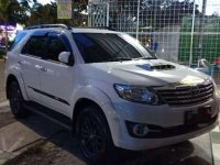 Jual Toyota Fortuner G 2015
