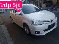 Jual Toyota Etios Valco G 1.3 MT 2013