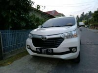 Toyota Avanza All New E 2017 putih