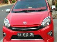 Toyota Agya TRD Sportivo Automatic 2014