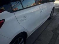 Toyota Yaris G Manual 2015