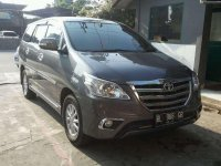 2014 Toyota kijang Innova V dijual