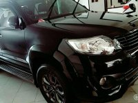 Jual Toyota Fortuner TRD 2015
